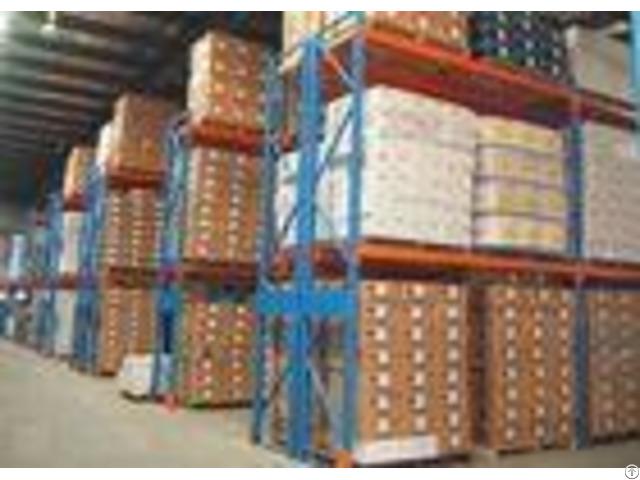 Conventional Selective Industrial Steel Storage Racks Heavy Duty 3000kg Durable