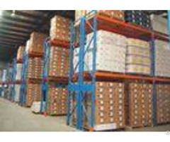 Conventional Selective Industrial Steel Storage Racks Heavy Duty 3000kg Durable