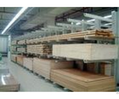 Heavy Duty Cantilever Pallet Racking For Warehouse Plywood Storage