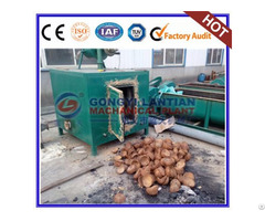 Henan Coconut Shell Charcoal Making Machine
