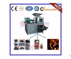 Pillow Shape Briquettes Press Machine