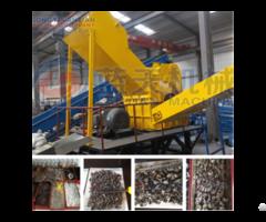 China Metal Crusher