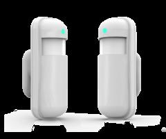 Wireless Infrared Intrusion Detector