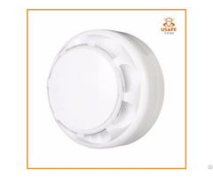Conventional Optical Smoke Alarm With Remote Led Indicator