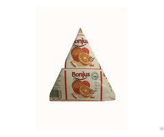 180ml Aseptic Classical Triangle Pyramid Package Boxes