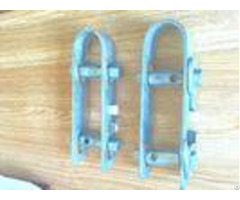 Galvanized Agricultural Anti Hail System Accessory Vineyard Wire Tensioner