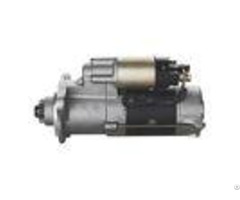 Silver Color Mitsubishi Starter Motor 30 18 Sliding Armature Driving Type