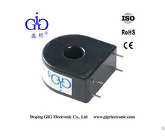 Pcb Mounted Type 4 Pins Smart Meter Use Mini Current Transformer