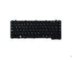 Easy Cleaning Pc Laptop Keyboard Wired Type Potable Black Color Spainish Layout