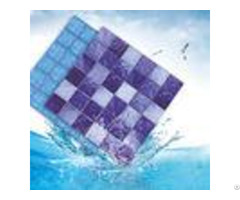 Pure Multi Color Ceramic Mosaic Tile Modern Design For Hotel Sports Center