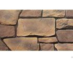 Rustic Anti Slip Grey Concrete Tiles Lightweight Faux Stone Veneer Cladding Outside Wall Widely Used