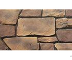 Hometown Design Natural Solid Surface Artificial Stone Exterior Wall Decoration Light Weight Multico