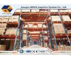 Adjustable Storage Selective Pallet Racking System