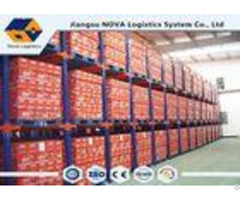 Tuv Heavy Duty Steel Storage Racksbottom Level For Lowering Structure Costs