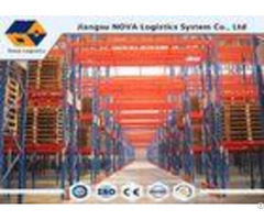 Ce Iso Factory Storage Metal Heavy Duty Pallet Racking Coordinated With Handling Equipment
