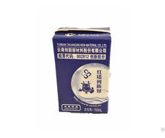 150ml Aseptic Package Sleeve