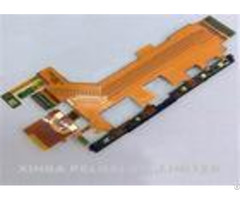 Z3mini Power Volume Sony Flex Cable Tablet Z Lt30 Sim Card Housing