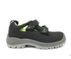 Custom Rubber Safety Shoes Slipper Antibacterial Insole Protection For Coal Mine