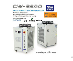 S And A Brand Cnc Spindle Chiller Cw 6200