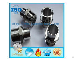 Stainless Steel Threading Connecting End