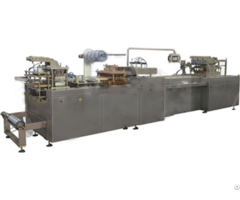 Cd 5260 Full Automatic Paper Pvc Blister Packaging Machine