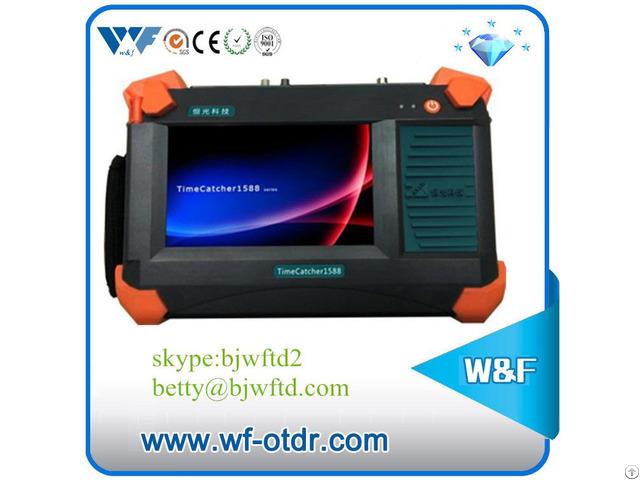 Timecatcher Wf 1588 Time Synchronization Tester Analyzer