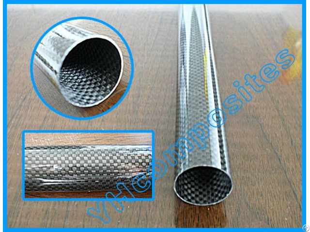 Carbon Fiber Tube Tubing Shaft Pipe Stick Jib Arm Tripod Leg