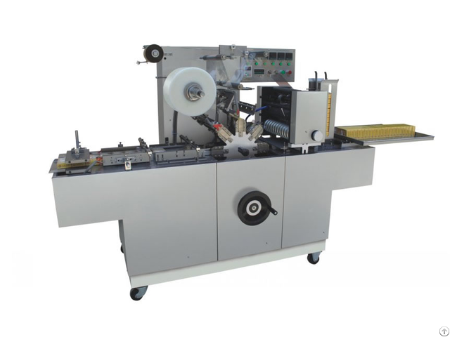 Hb 280b Transparent Film Three Dimensional Packaging Machine