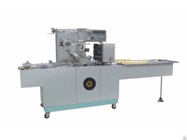 Hb 380b Transparent Film Three Dimensional Packaging Machine