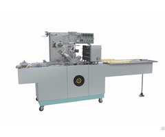 Hb 380b Transparent Film Three Dimensional Packaging Machine