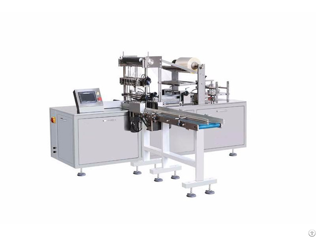 Ha 320 Transparent Film Three Dimensional Packaging Machine
