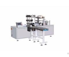Ha 320 Transparent Film Three Dimensional Packaging Machine