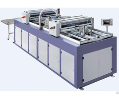 Zdfj 500 Automatic Plate Type Bidirectional Grooving Machine