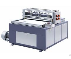 Zj1300 Plate Type Dust Free Grooving Machine