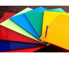 High Impact Acrylic Sheet Pcma
