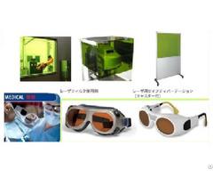 Harmful Light Shield Panels For Robotic Arms