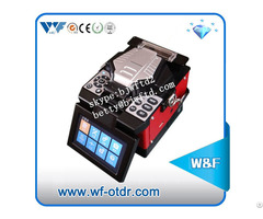 Cost Effective Optical Fusion Splicer Wf 97 Stable Machine