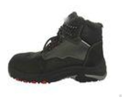 Oversized Waterproof Safety Shoes Cold Insulated Skid Resistant For Miner