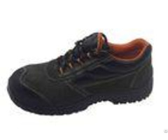 Lightweight Waterproof Safety Shoes With Foam Inner Artificial Leather Collar