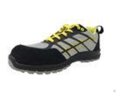 Puncture Resistant Rubber Safety Shoes Shock Absorbing For Special Purpose