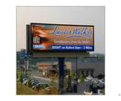 High Resolution P5 P6 P8 P10 Full Color Advertising Led Display Board Outdoor