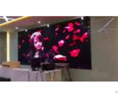 P6 94mm Smd 2121 Rgb Waterproof Led Video Wall Rental With 500 X 500mm Cabinet