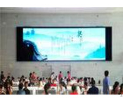Programmable Full Color Led Video Wall Panels With 20 50c Working Temperature