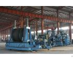 Heavy Duty Welded Pipe Production Line For Large Diameter Pipes 800mm Coil Width