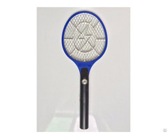 Aa Battery Operated Electric Fly Wasp Mosquito Hit Swatter Rechargeable Bug Killer Zapper