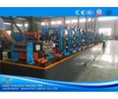 Hot Rolled Coil Pipe Tube Millproduction Line Energy Saving Ce Certification