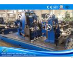 Erw Precision Tube Mill Machine Energy Saving Friction Saw Pipe Size 200 200mm