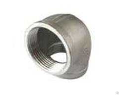 Astm Standard 304 Stainless Steel Pipe Fitting Bpt Or Npt Threaded Low Pressure Elbow