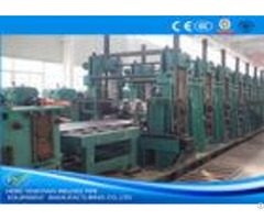 Api Pipe Making Equipment Erw325 Tube Rolling Mill Round Shape Large Size