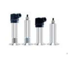 Stainless Steel Tri Clamp Sanitary Pressure Sensor With 4 20ma Output